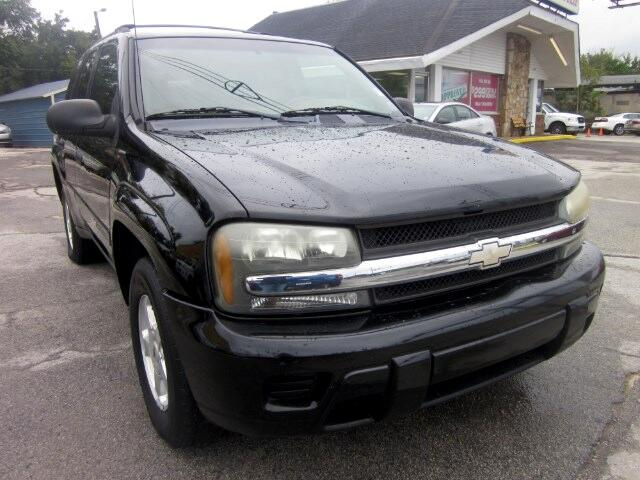 2002 Chevrolet TrailBlazer THE HOME OF THE 299 TOTAL DOWN PAYMENT Visit Parker Auto Sales online a