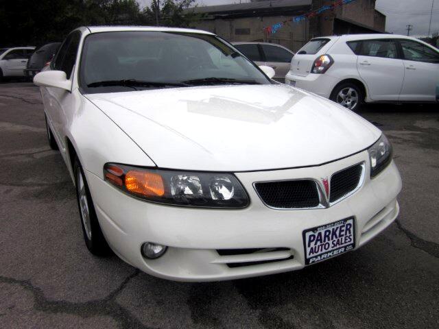 2003 Pontiac Bonneville THE HOME OF THE 299 TOTAL DOWN PAYMENT Visit Parker Auto Sales online at w