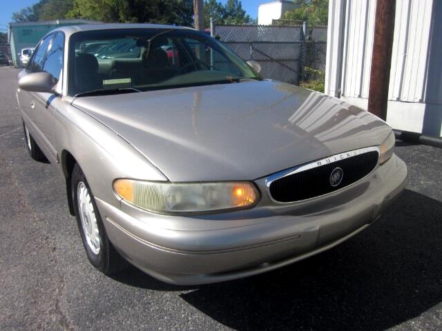 2001 Buick Century THE HOME OF THE 299 TOTAL DOWN PAYMENT Visit Parker Auto Sales online at wwwpa