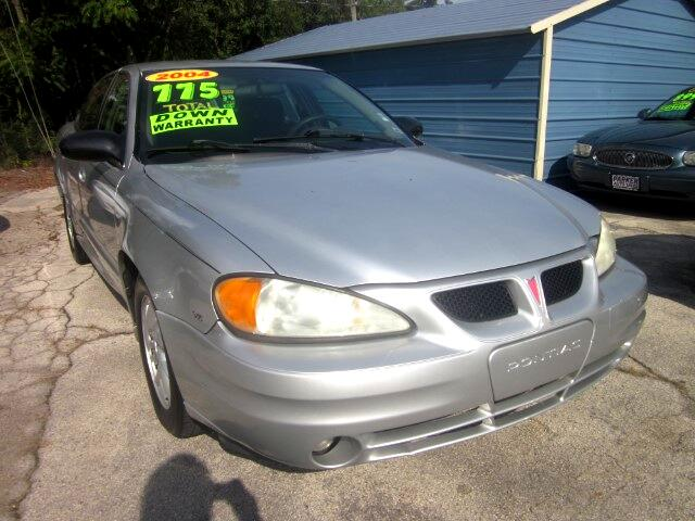 2004 Pontiac Grand Am THE HOME OF THE 299 TOTAL DOWN PAYMENT Visit Parker Auto Sales online at www