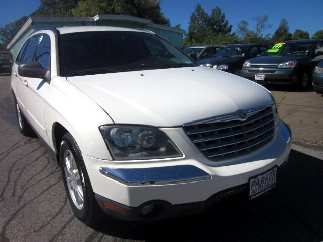 2005 Chrysler Pacifica THE HOME OF THE 299 TOTAL DOWN PAYMENT Visit Parker Auto Sales online at ww