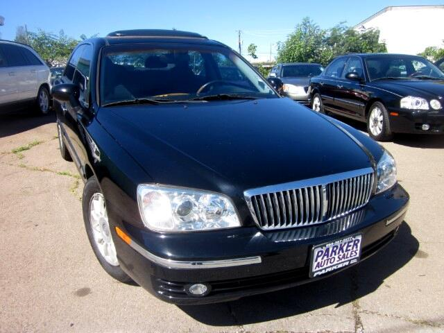 2005 Hyundai XG350 THE HOME OF THE 299 TOTAL DOWN PAYMENT Visit Parker Auto Sales online at wwwpa