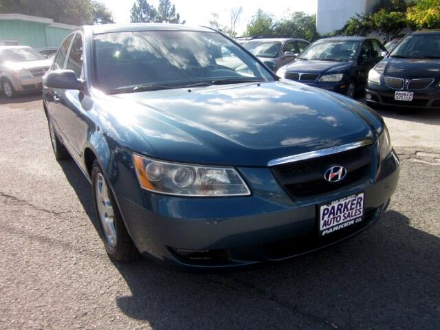 2006 Hyundai Sonata THE HOME OF THE 299 TOTAL DOWN PAYMENT Visit Parker Auto Sales online at wwwp