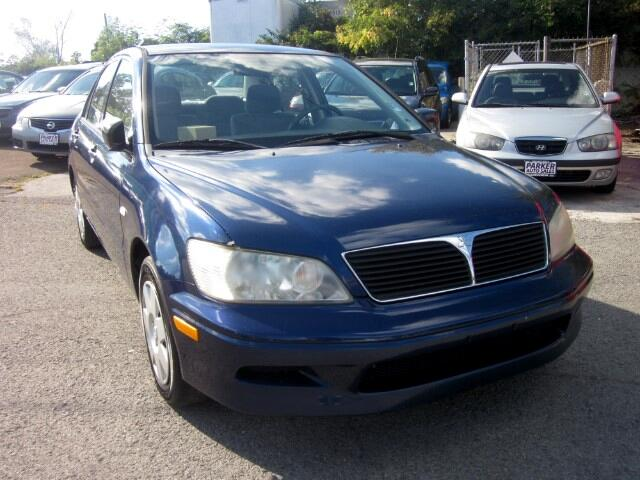 2002 Mitsubishi Lancer THE HOME OF THE 299 TOTAL DOWN PAYMENT Visit Parker Auto Sales online at ww