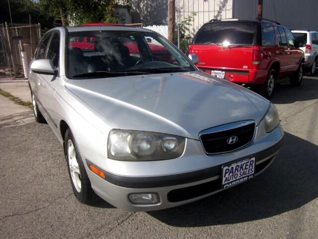 2001 Hyundai Elantra THE HOME OF THE 299 TOTAL DOWN PAYMENT Visit Parker Auto Sales online at www