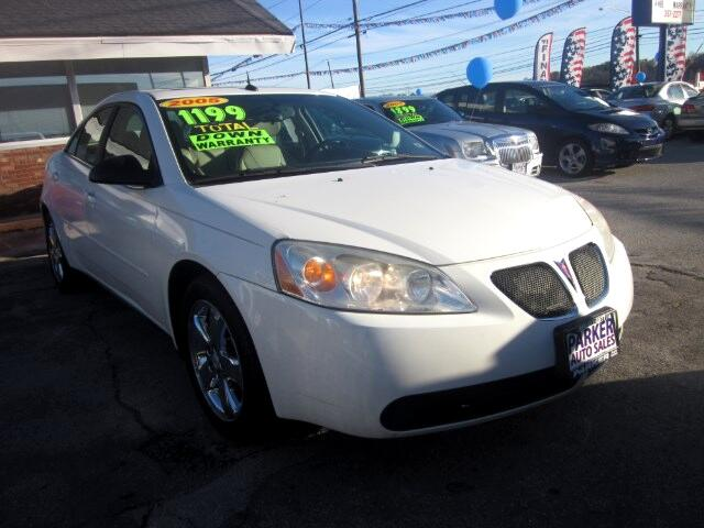 2005 Pontiac G6 THE HOME OF THE 299 TOTAL DOWN PAYMENT Visit Parker Auto Sales online at wwwparke