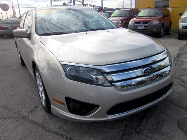 2010 Ford Fusion THE HOME OF THE 299 TOTAL DOWN PAYMENT Visit Parker Auto Sales online at wwwpark