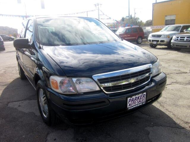 2003 Chevrolet Venture THE HOME OF THE 299 TOTAL DOWN PAYMENT Visit Parker Auto Sales online at ww