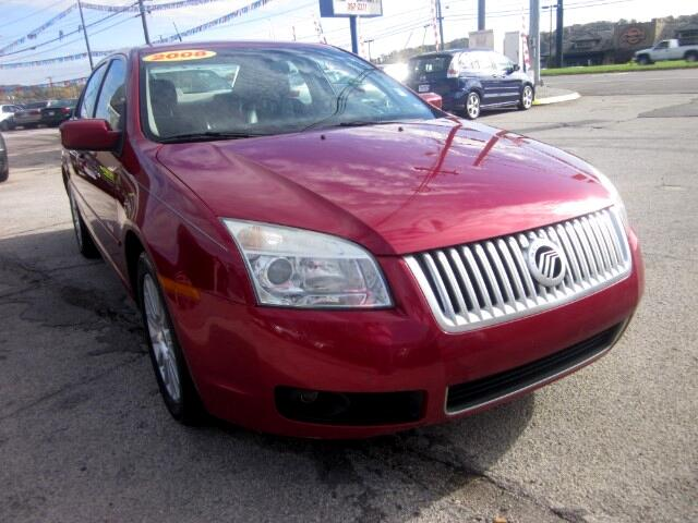 2008 Mercury Milan THE HOME OF THE 299 TOTAL DOWN PAYMENT Visit Parker Auto Sales online at wwwpa