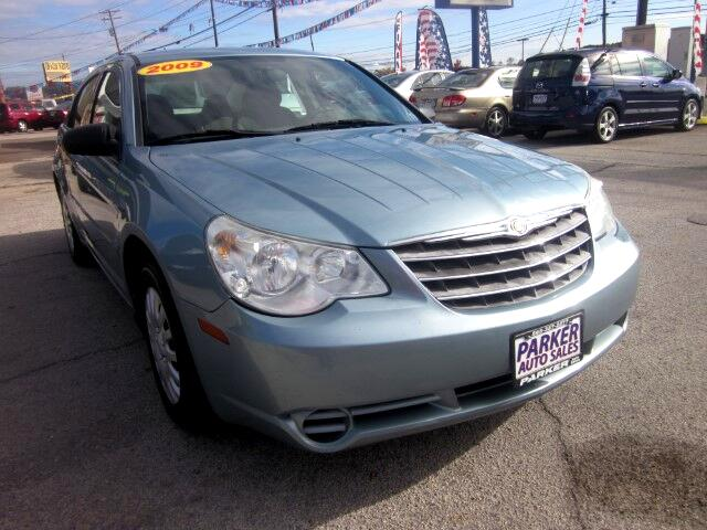 2009 Chrysler Sebring THE HOME OF THE 299 TOTAL DOWN PAYMENT Visit Parker Auto Sales online at www