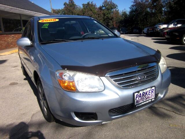 2008 Kia Spectra THE HOME OF THE 299 TOTAL DOWN PAYMENT Visit Parker Auto Sales online at wwwpark