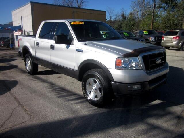 2004 Ford F-150 THE HOME OF THE 299 TOTAL DOWN PAYMENT Visit Parker Auto Sales online at wwwparke