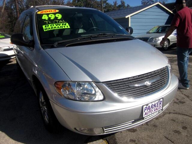 2004 Chrysler Town  Country THE HOME OF THE 299 TOTAL DOWN PAYMENT Visit Parker Auto Sales online