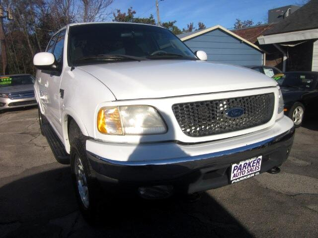 2001 Ford F-150 THE HOME OF THE 299 TOTAL DOWN PAYMENT Visit Parker Auto Sales online at wwwparke