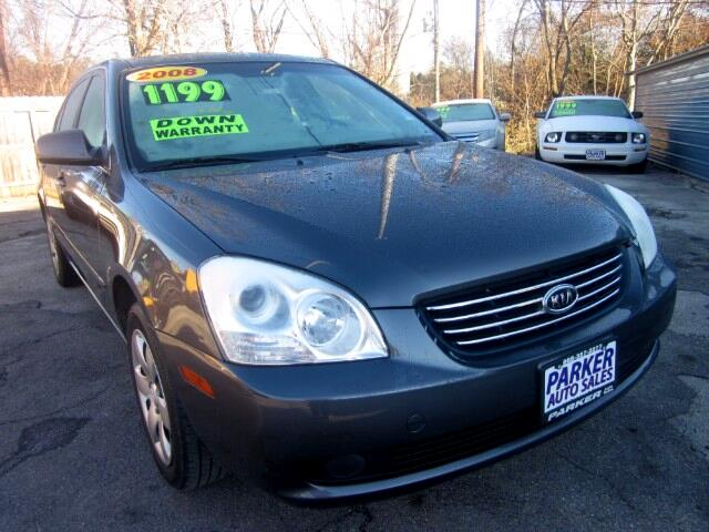 2008 Kia Optima THE HOME OF THE 299 TOTAL DOWN PAYMENT Visit Parker Auto Sales online at wwwparke