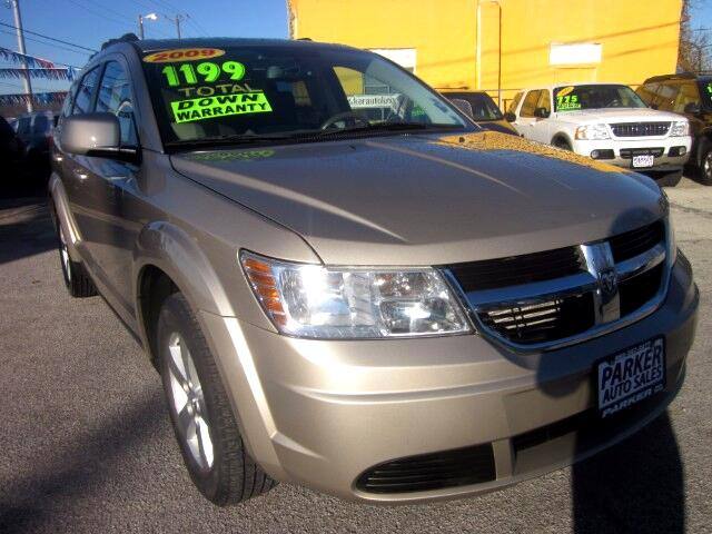 2009 Dodge Journey THE HOME OF THE 299 TOTAL DOWN PAYMENT Visit Parker Auto Sales online at wwwpa