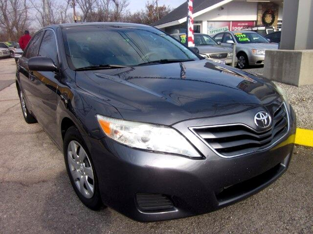 2010 Toyota Camry THE HOME OF THE 299 TOTAL DOWN PAYMENT Visit Parker Auto Sales online at wwwpar