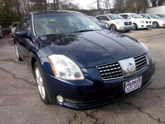 2006 Nissan Maxima THE HOME OF THE 299 TOTAL DOWN PAYMENT Visit Parker Auto Sales online at wwwpa