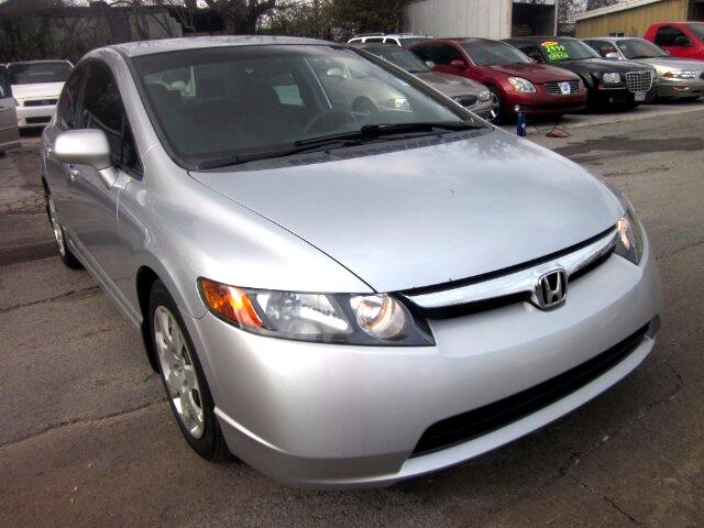 2008 Honda Civic THE HOME OF THE 299 TOTAL DOWN PAYMENT Visit Parker Auto Sales online at wwwpark