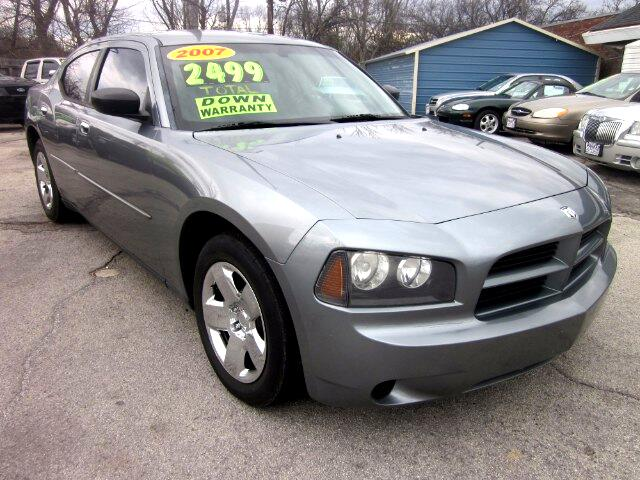 2007 Dodge Charger THE HOME OF THE 299 TOTAL DOWN PAYMENT Visit Parker Auto Sales online at wwwpa