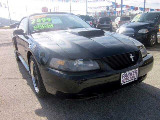 2004 Ford Mustang THE HOME OF THE 299 TOTAL DOWN PAYMENT Visit Parker Auto Sales online at wwwpar