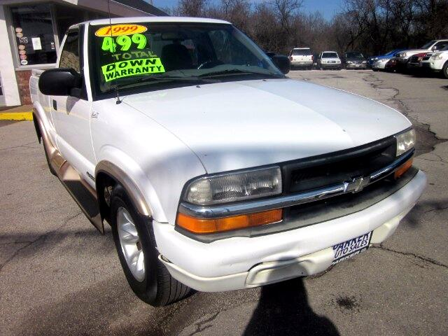 1999 Chevrolet S10 Pickup THE HOME OF THE 299 TOTAL DOWN PAYMENT Visit Parker Auto Sales online at