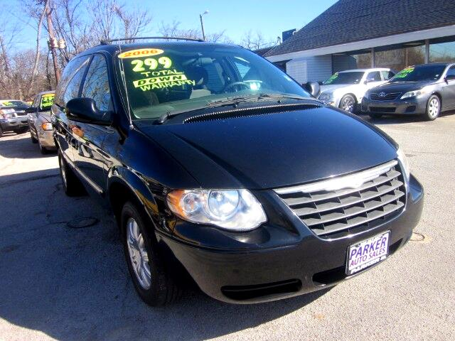 2006 Chrysler Town  Country THE HOME OF THE 299 TOTAL DOWN PAYMENT Visit Parker Auto Sales online