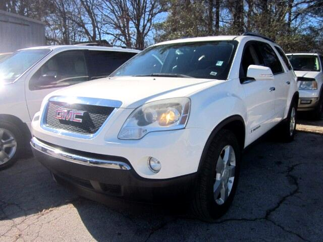 2008 GMC Acadia THE HOME OF THE 299 TOTAL DOWN PAYMENT Visit Parker Auto Sales online at wwwparke