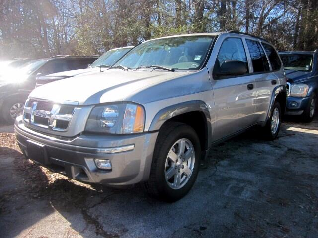 2007 Isuzu Ascender THE HOME OF THE 299 TOTAL DOWN PAYMENT Visit Parker Auto Sales online at wwwp
