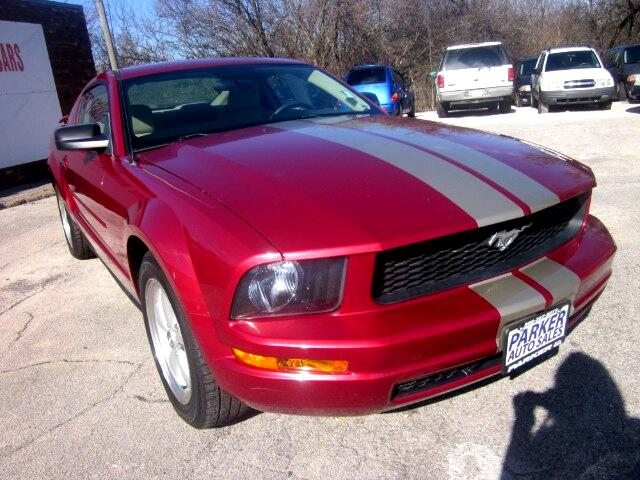 2005 Ford Mustang THE HOME OF THE 299 TOTAL DOWN PAYMENT Visit Parker Auto Sales online at wwwpar