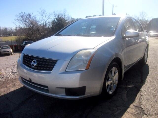 2007 Nissan Sentra THE HOME OF THE 299 TOTAL DOWN PAYMENT Visit Parker Auto Sales online at wwwpa