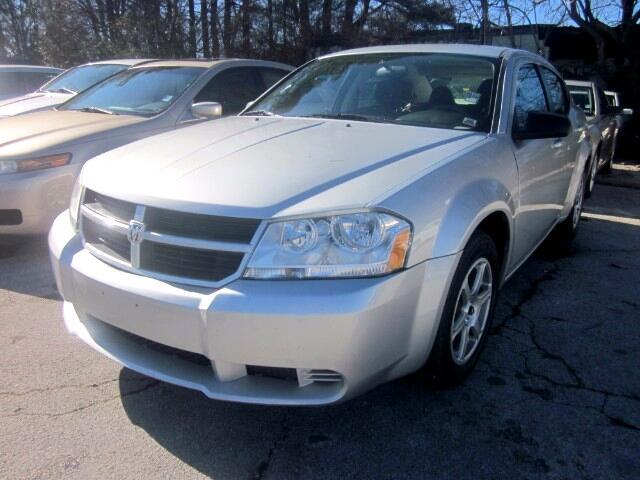 2009 Dodge Avenger THE HOME OF THE 299 TOTAL DOWN PAYMENT Visit Parker Auto Sales online at wwwpa