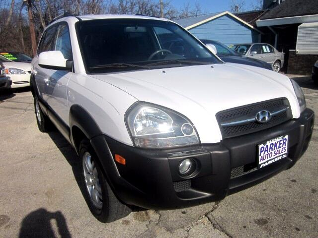 2006 Hyundai Tucson THE HOME OF THE 299 TOTAL DOWN PAYMENT Visit Parker Auto Sales online at wwwp