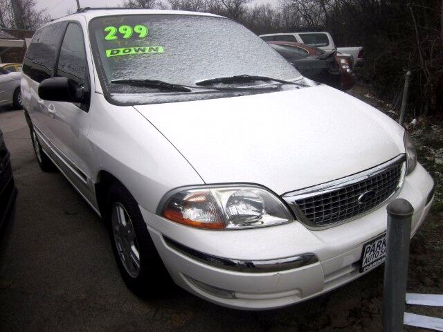 2001 Ford Windstar THE HOME OF THE 299 TOTAL DOWN PAYMENT Visit Parker Auto Sales online at wwwpa