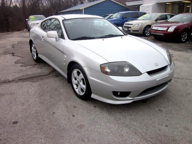 2006 Hyundai Tiburon THE HOME OF THE 299 TOTAL DOWN PAYMENT Visit Parker Auto Sales online at www