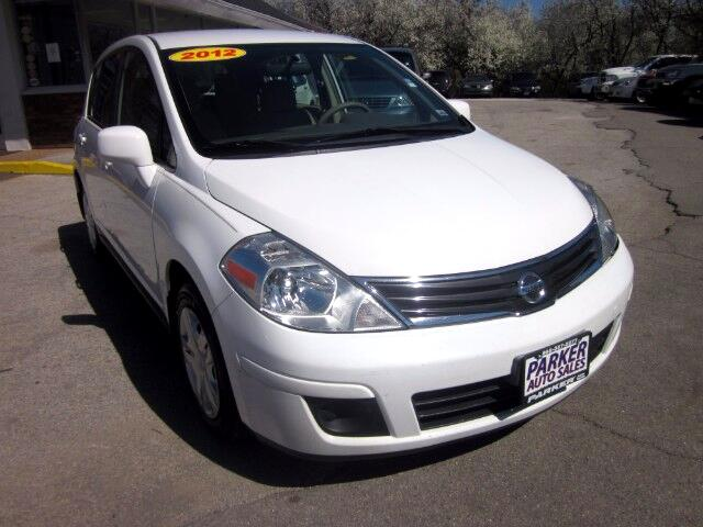 2012 Nissan Versa THE HOME OF THE 299 TOTAL DOWN PAYMENT Visit Parker Auto Sales online at wwwpar