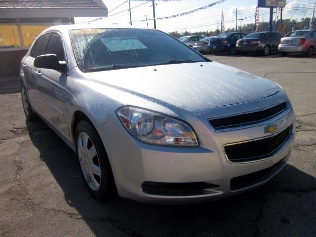 2011 Chevrolet Malibu THE HOME OF THE 299 TOTAL DOWN PAYMENT Visit Parker Auto Sales online at www