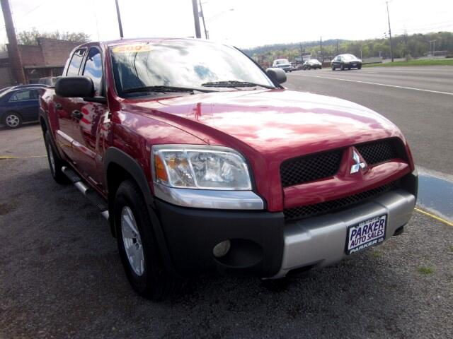2006 Mitsubishi Raider THE HOME OF THE 299 TOTAL DOWN PAYMENT Visit Parker Auto Sales online at ww