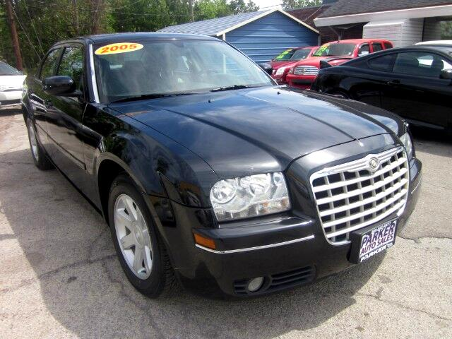 2005 Chrysler 300 THE HOME OF THE 299 TOTAL DOWN PAYMENT Visit Parker Auto Sales online at wwwpar