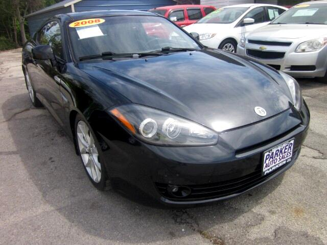 2008 Hyundai Tiburon THE HOME OF THE 299 TOTAL DOWN PAYMENT Visit Parker Auto Sales online at www