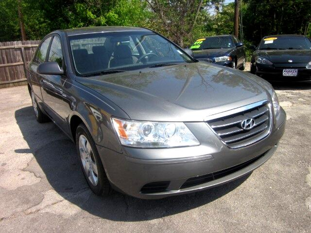 2010 Hyundai Sonata THE HOME OF THE 299 TOTAL DOWN PAYMENT Visit Parker Auto Sales online at wwwp