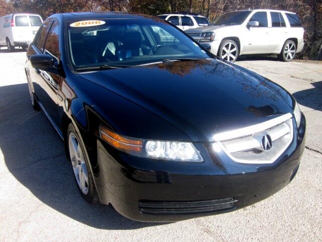 2006 Acura TL 5-Speed AT
