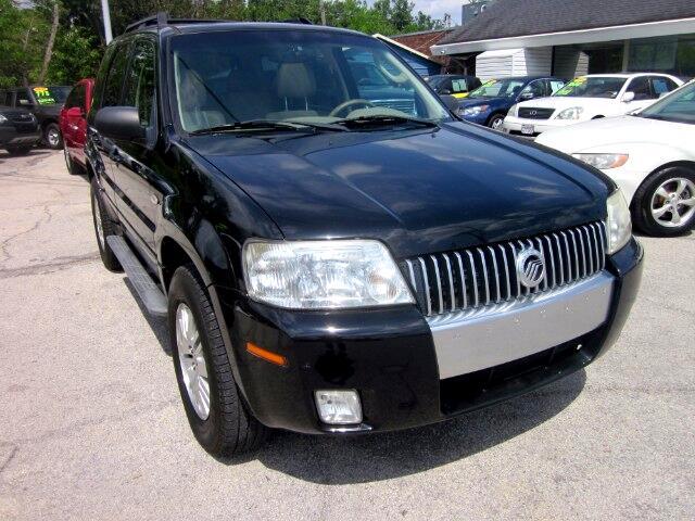 2005 Mercury Mariner Luxury 4WD