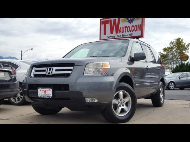2008 Honda Pilot EX-L 2WD w/ Navigation