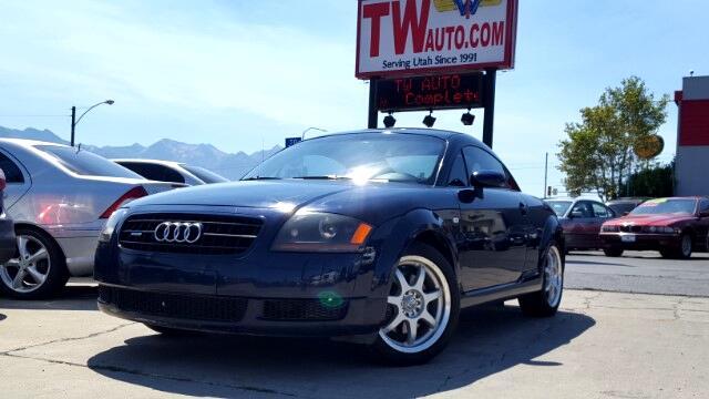 2005 Audi TT Coupe Quattro