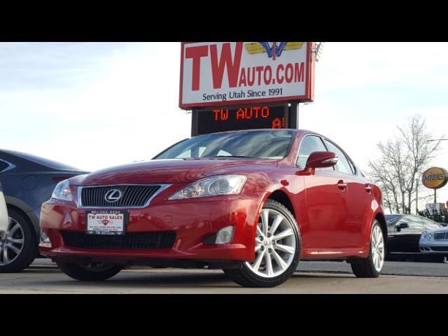 2009 Lexus IS IS 250 AWD