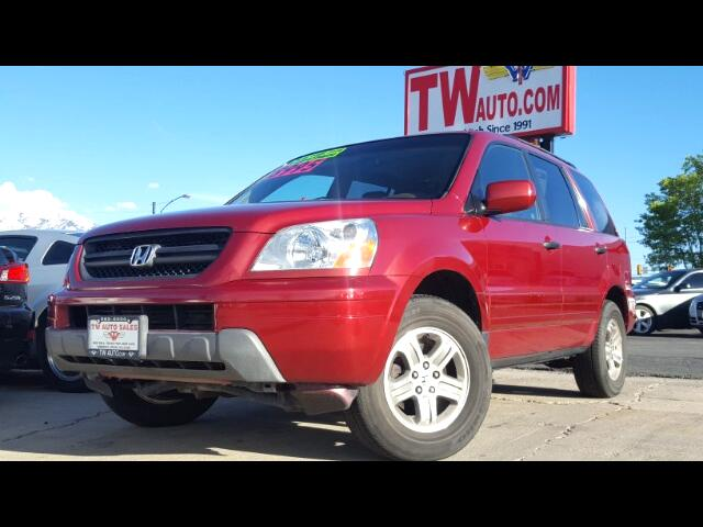 2005 Honda Pilot EX w/ Leather and Navigation