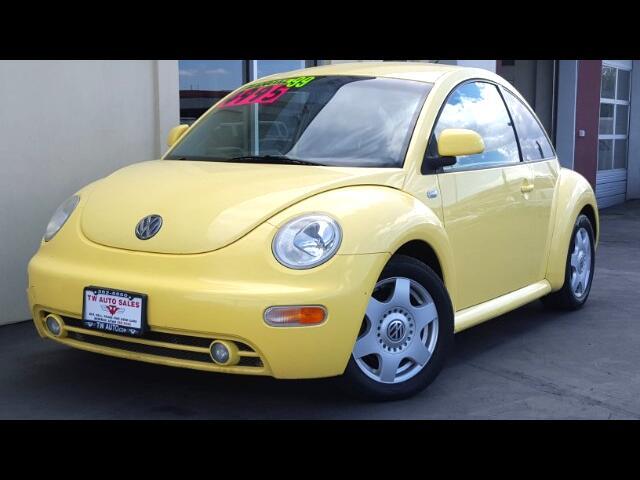 1999 Volkswagen New Beetle GLS 2.0