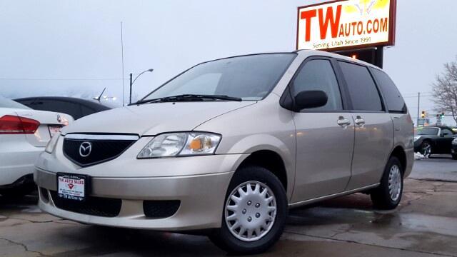 2003 Mazda MPV LX-SV