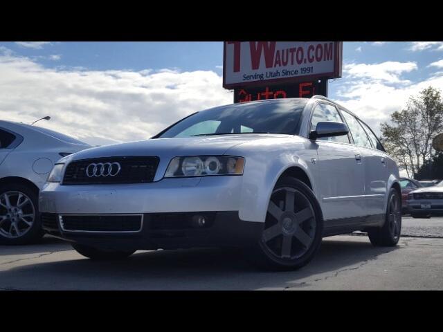 2003 Audi A4 Avant 3.0 Quattro
